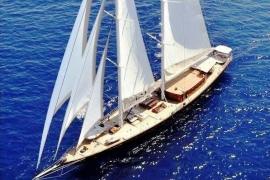 56 m Steel Yacht